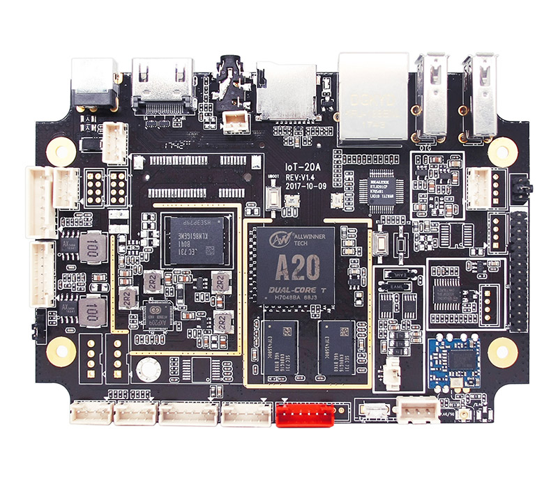 Android Mini Pc Pcb Board