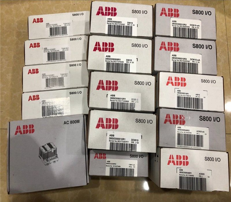 ABB  DO814  Digital Output