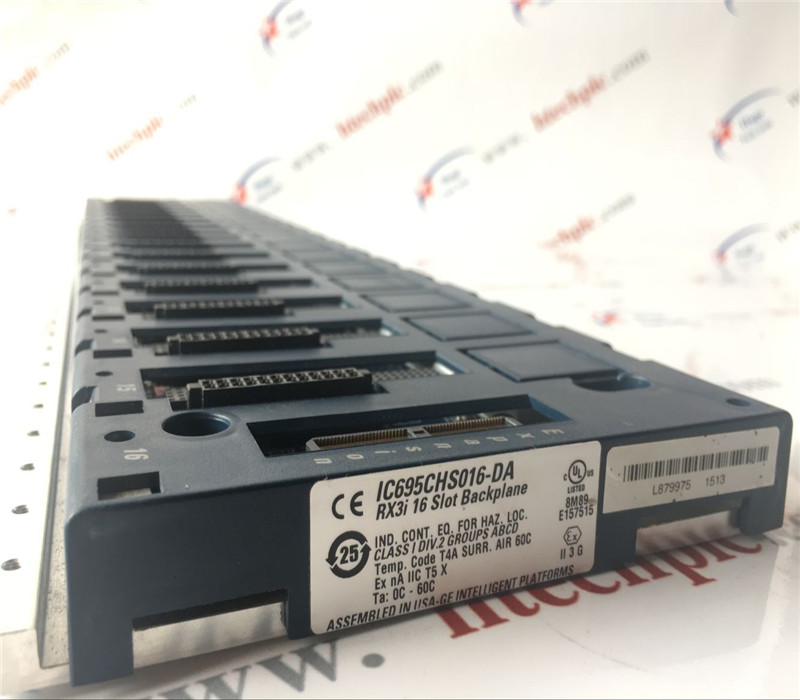 GE IC697MSC802 effective service