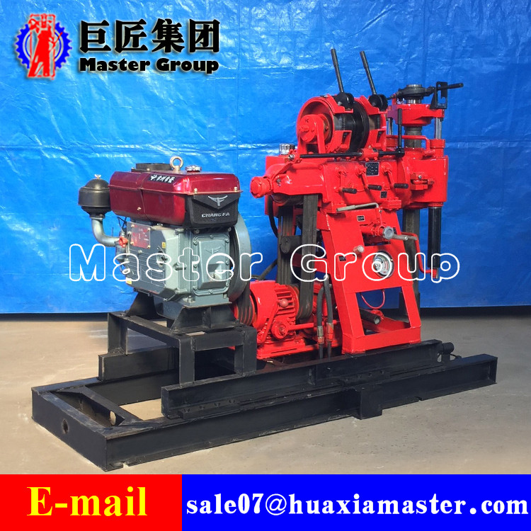 XY-150 Hydraulic Core Drilling Rig core drilling rig for hard rock