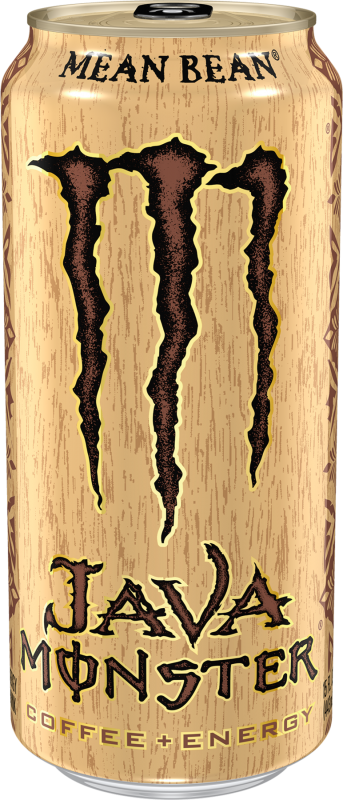 Java Monster Mean Bean Energy Drinks