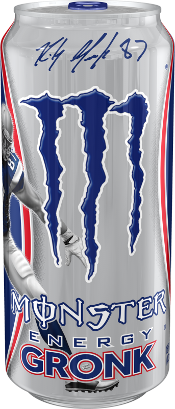 Monster Energy Gronk Energy Drinks