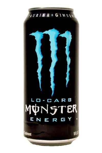 Monster Energy Lo-Carb Energy Drinks