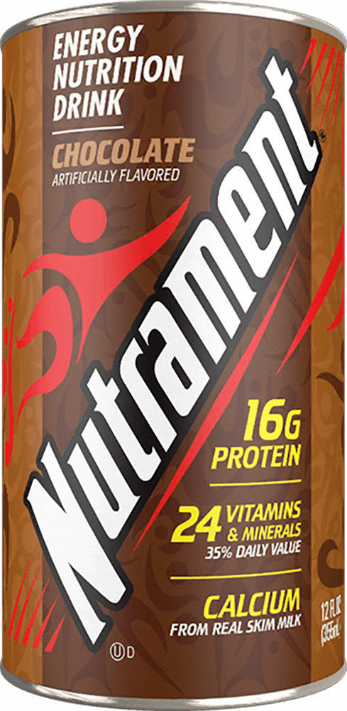 Nutrament Chocolate Energy Drinks