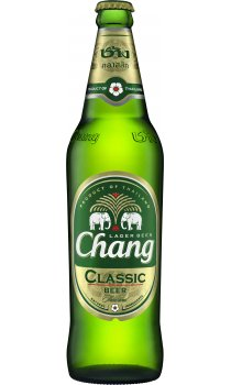 CHANG LAGER BEER 6x 620ml Bottles