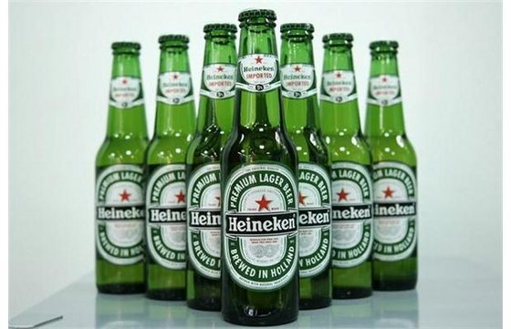 Heineken-Premium Lager Beer 24x 330ml Bottles
