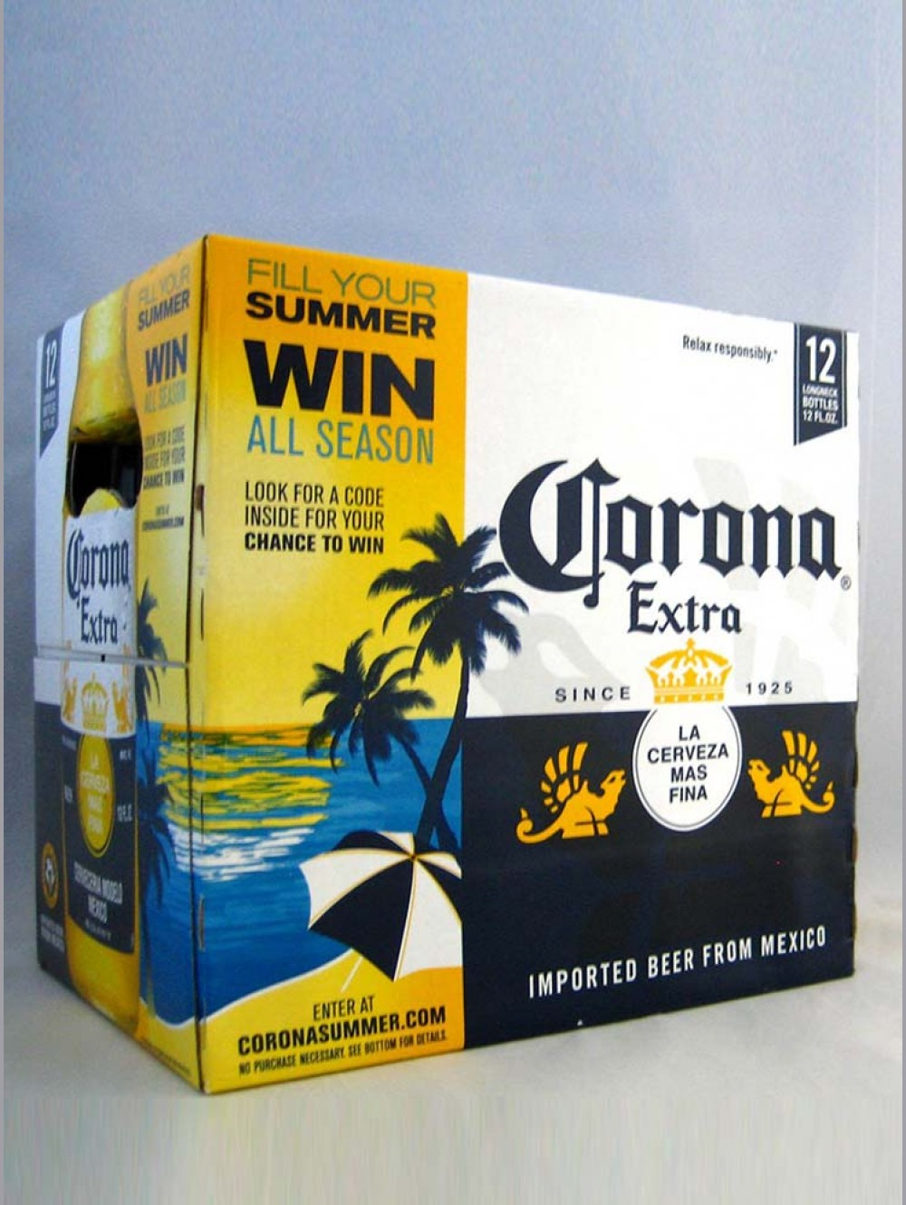 ORDER CORONA EXTRA LAGER BEER