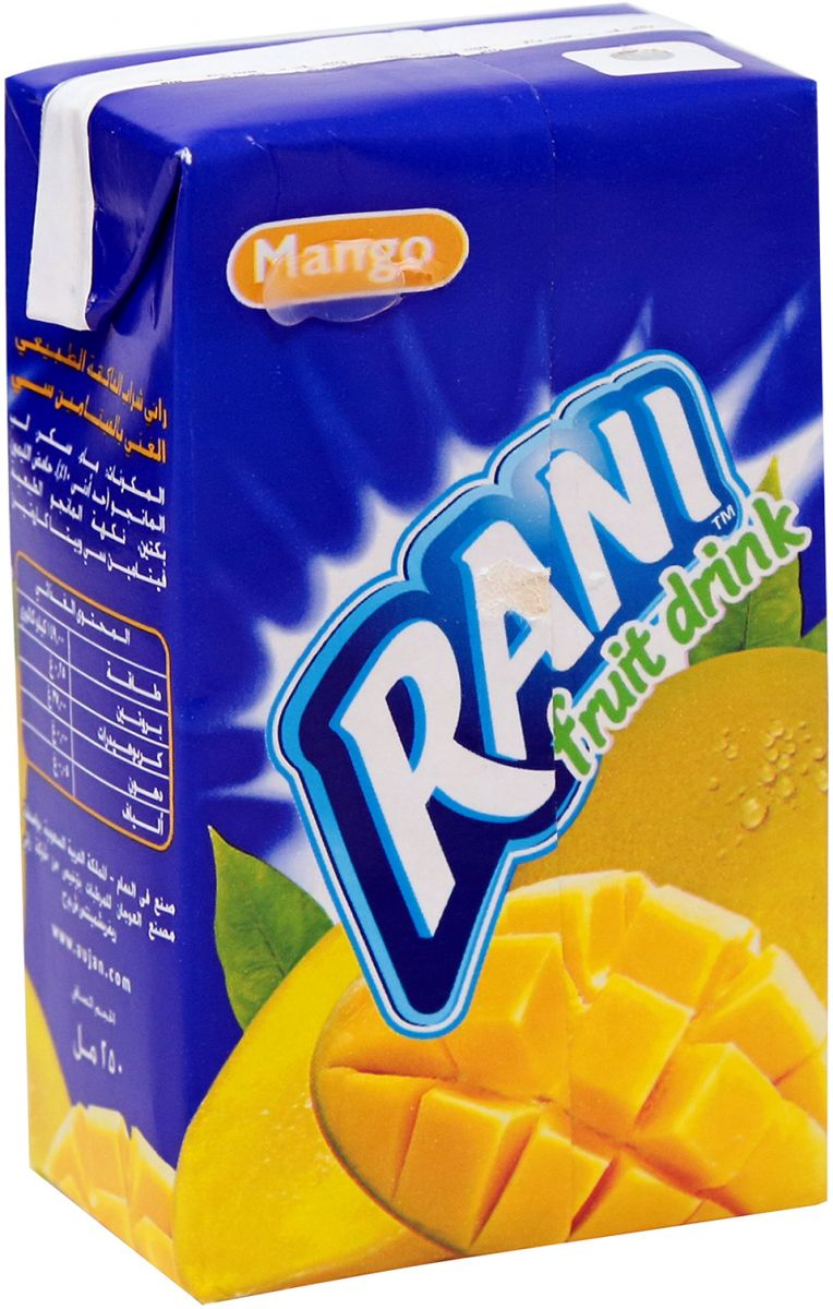 Rani Mango Fruit Drink 250 ml