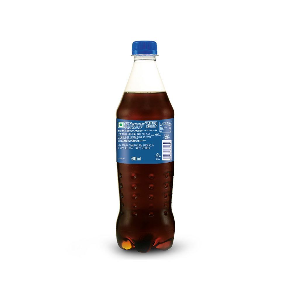 Thums Up Soft Drink (Bottle)