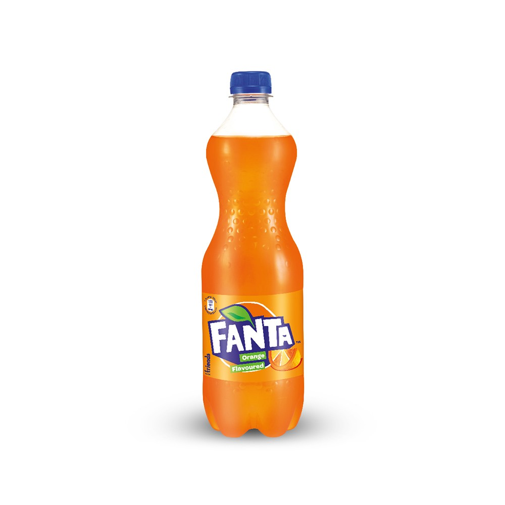 Fanta Soft Drink (Bottle)