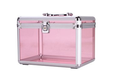 cheap high quality hot selling professional cosmetic case beauty organizer with trays