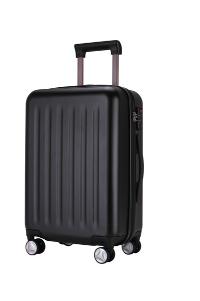 2024 28 high quality business series black color Hardside Spinner Luggage - 3 Piece Set