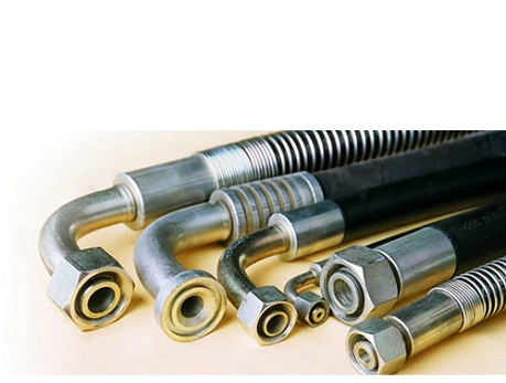 Six Layers Heavy-Duty Ultra-High Pressure Spiral Hose