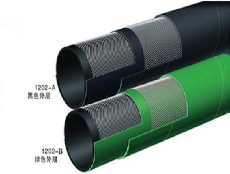150PSI 4-Ply Abrasive Material Blast Hose