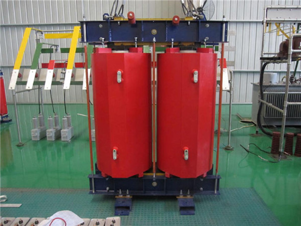 Dry type capacity adjustable arc suppression coil