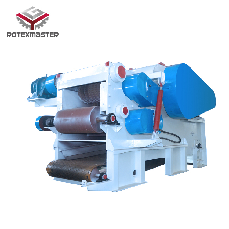 large Capacity Wood Chipper