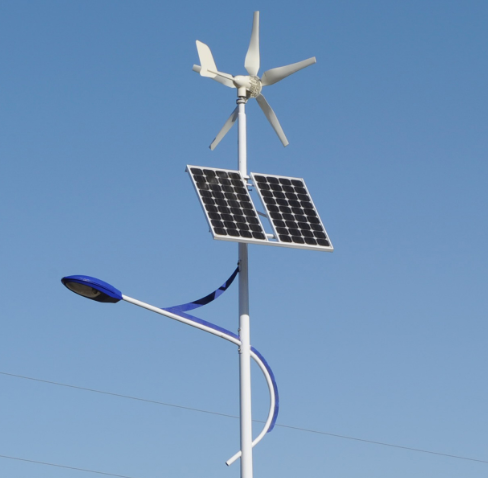 Solar Hybrid Wind Street Lights for Hot Sale