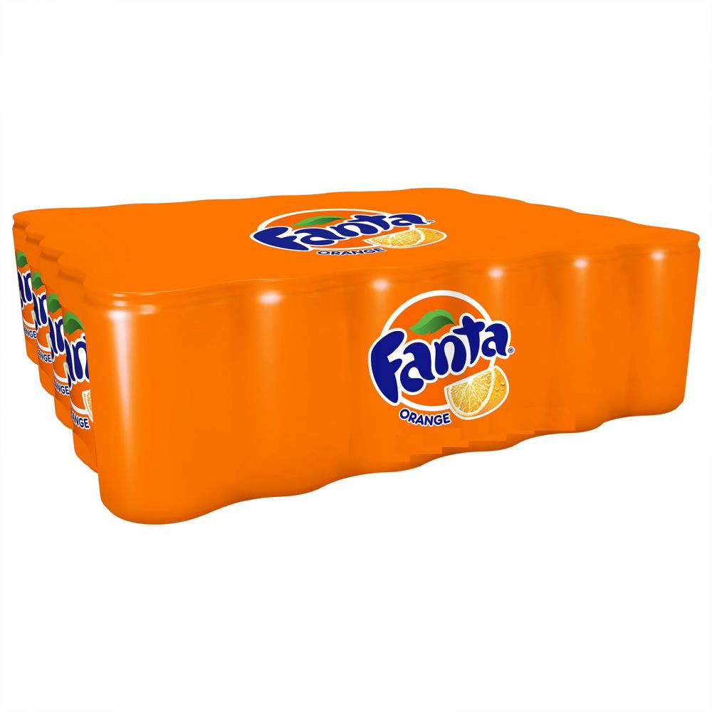 BUY Fanta Orange Drinks 30X150ML