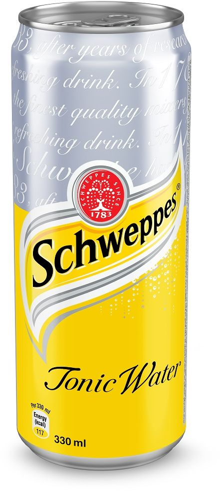 Buy Schweppes Tonic Water 6 X 330ML