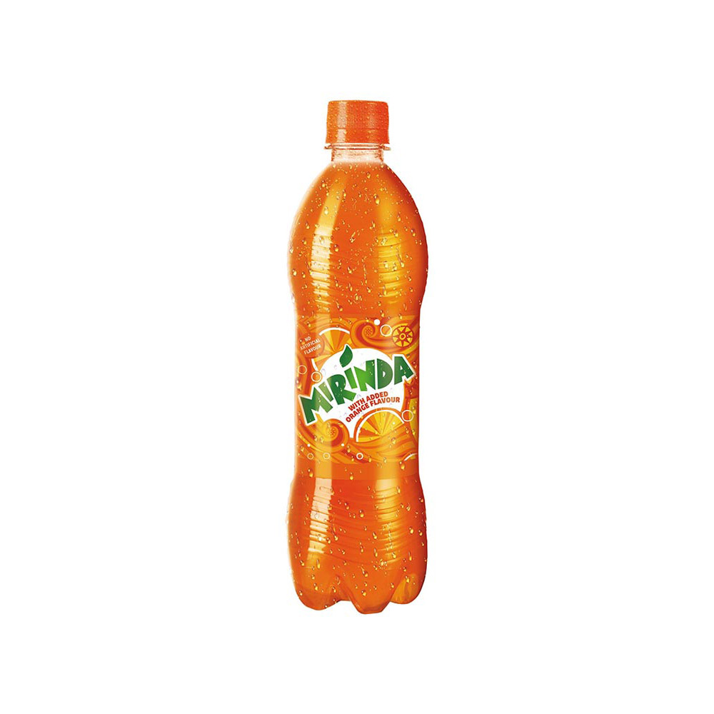 Buy Mirinda Soft Drink (Bottle) - Pack of 3
