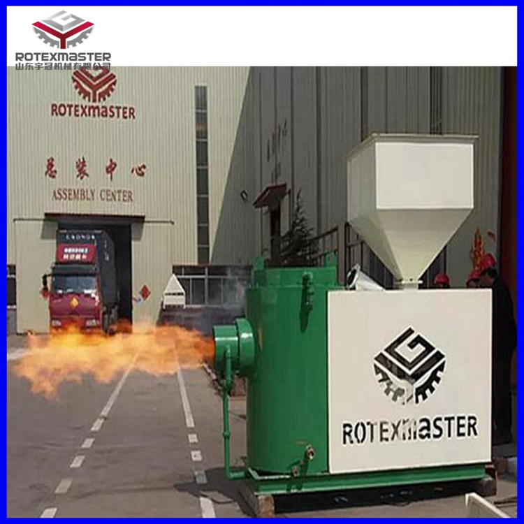Wood Pellet Burner / Wood Chip Steam Boiler for Sales--  Shandong Rotexmaster Co.,Ltd