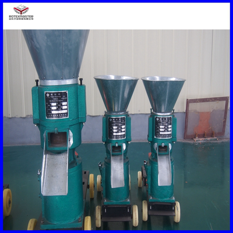 operate easily for cattle/fish/pig/chicken/ pellet mill machine