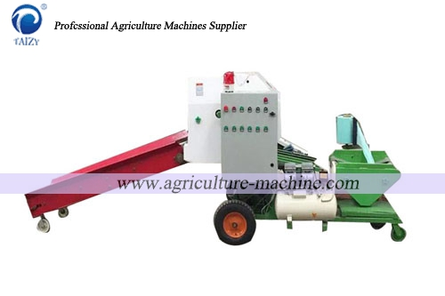 FULL-AUTOMATIC SILAGE BALING MACHINE