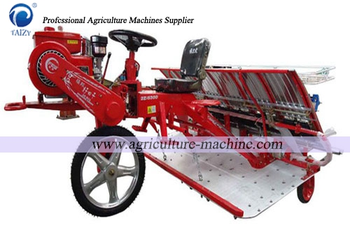 8 ROWS RICE TRANSPLANTER