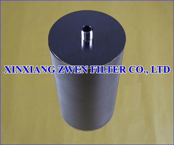 Sintered Wire Mesh Filter Cartridge