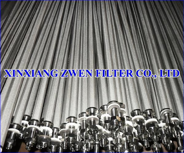 Sintered Wire Mesh Filter Element