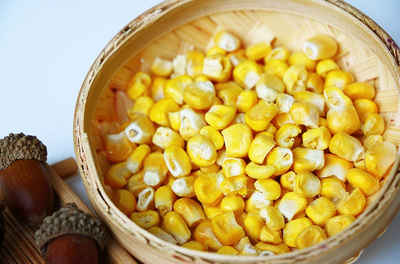 FD Freeze-dried Sweet Corn Kernels