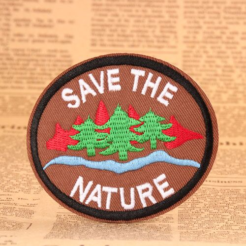 Save the Nature Custom Patches