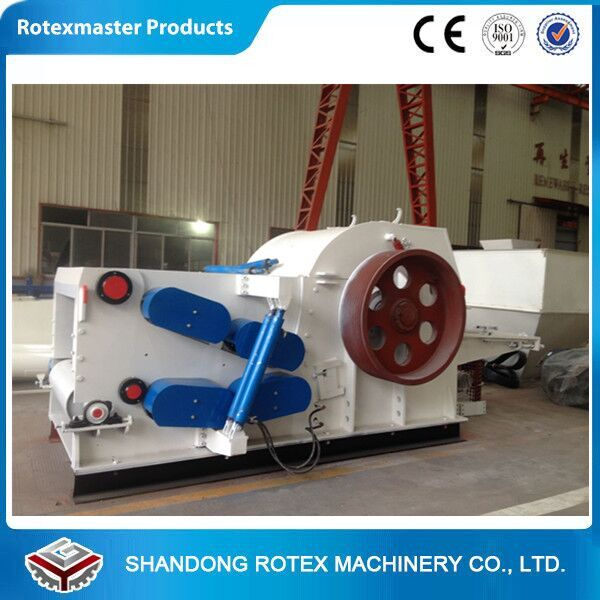 Large output industrial price mobile wood chipping machine, wood chips making machine, wood chipper