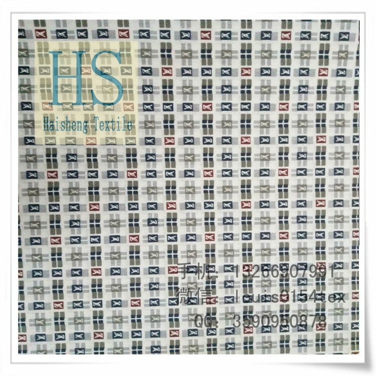 T/C 50/50 30x30 76x68 126gsm 170cm T/C Grey Fabric