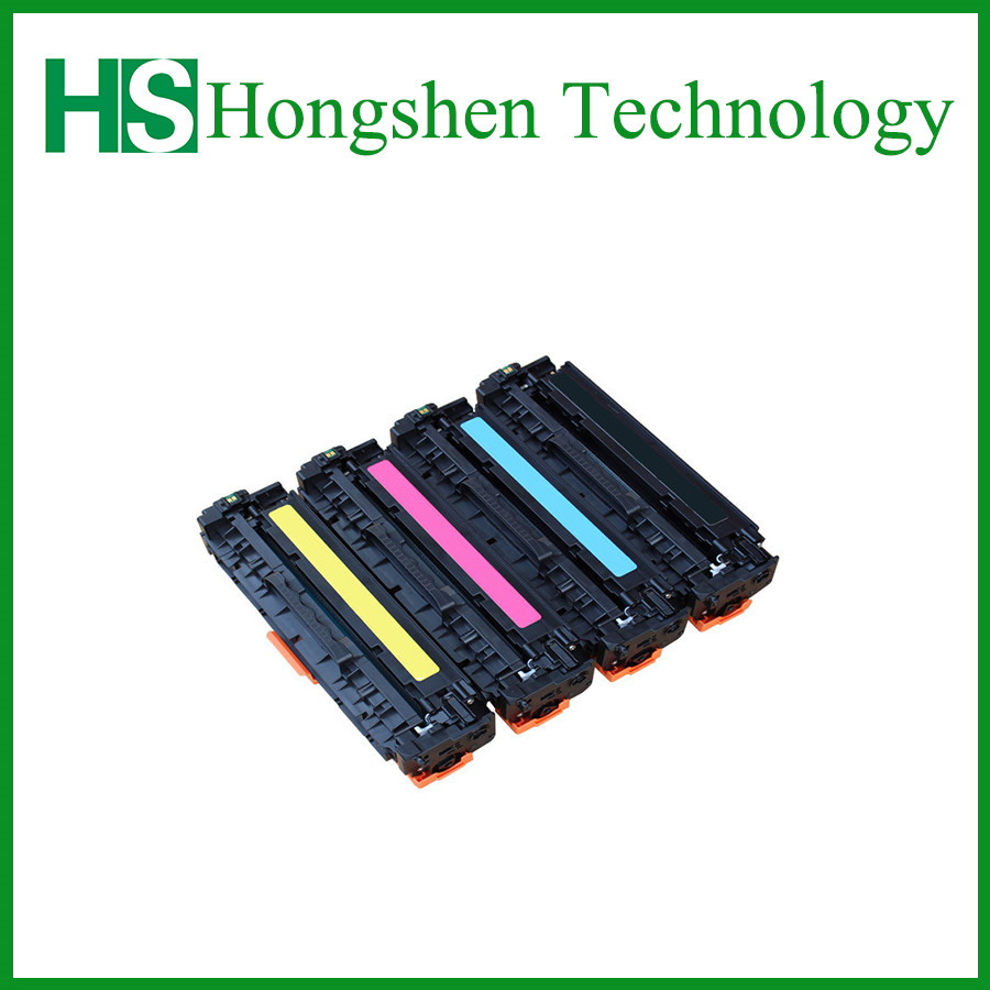 Compatible Color Toner Cartridge for HP 305A-B/C/M/Y