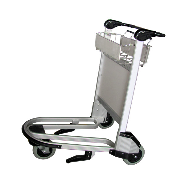 X320-LG9 Airport luggage cart/baggage cart/luggage trolley