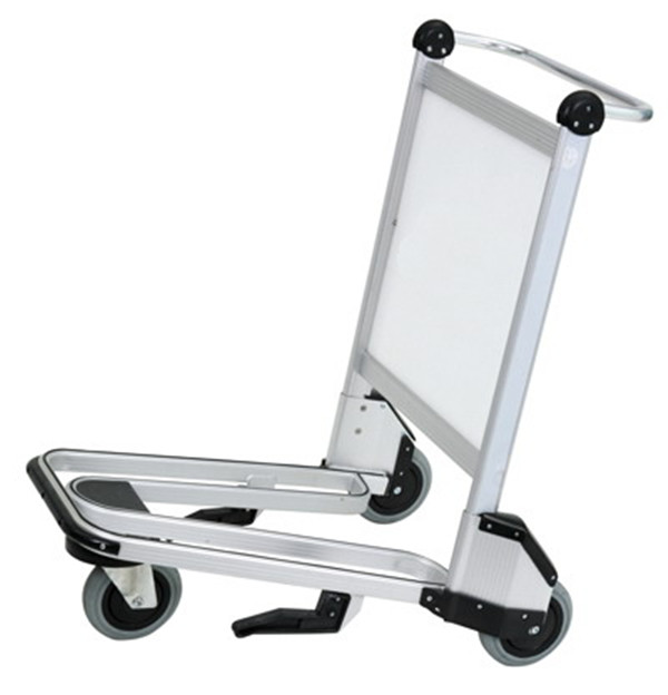 X320-LW1D Airport trolley/cart/luggage trolley/baggage trolley