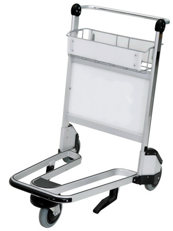 X320-LW2 Airport luggage cart/baggage cart/luggage trolley