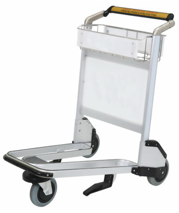 X320-LX2 Airport luggage cart/baggage cart/luggage trolley