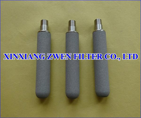 Stainless Steel Sintered Powder Filter Cartridge