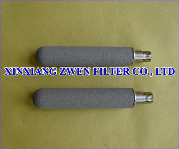 Stainless Steel Sintered Powder Filter Element