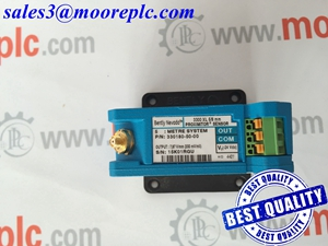Bently Nevada  330103-00-14-05-02-05 sales3@mooreplc.com Proximitor System In Stock