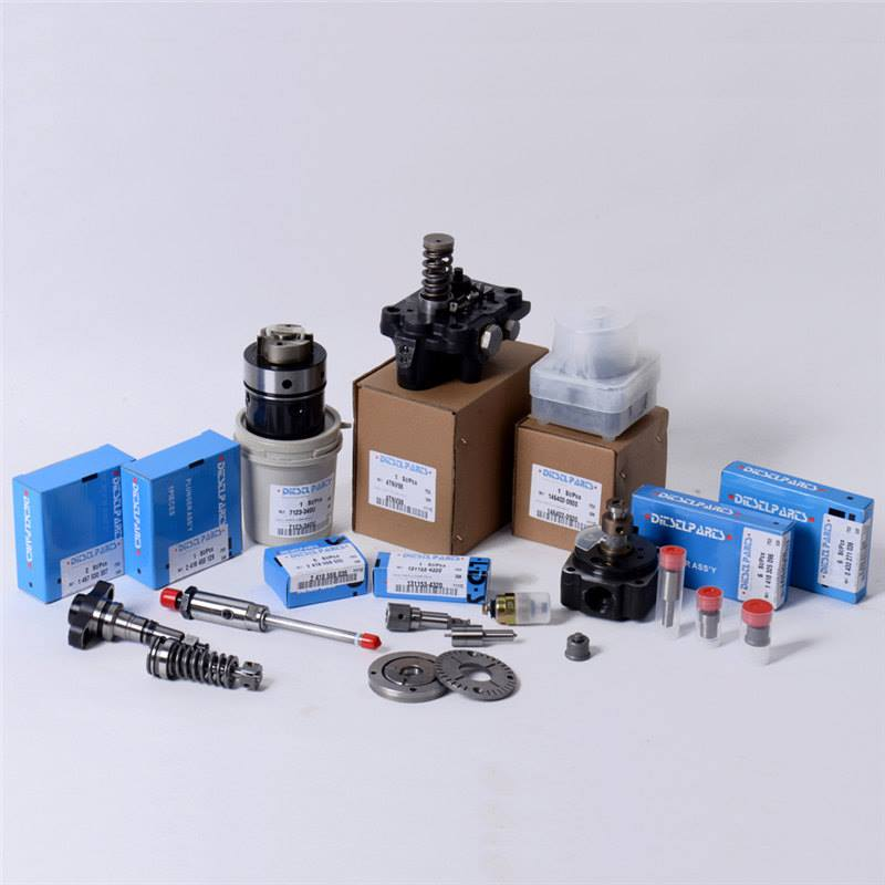 types of fuel injection system in diesel engine Nozzle 093400-5320/105007-1520/9432610436 NP-DN20PD32 forTOYOTA