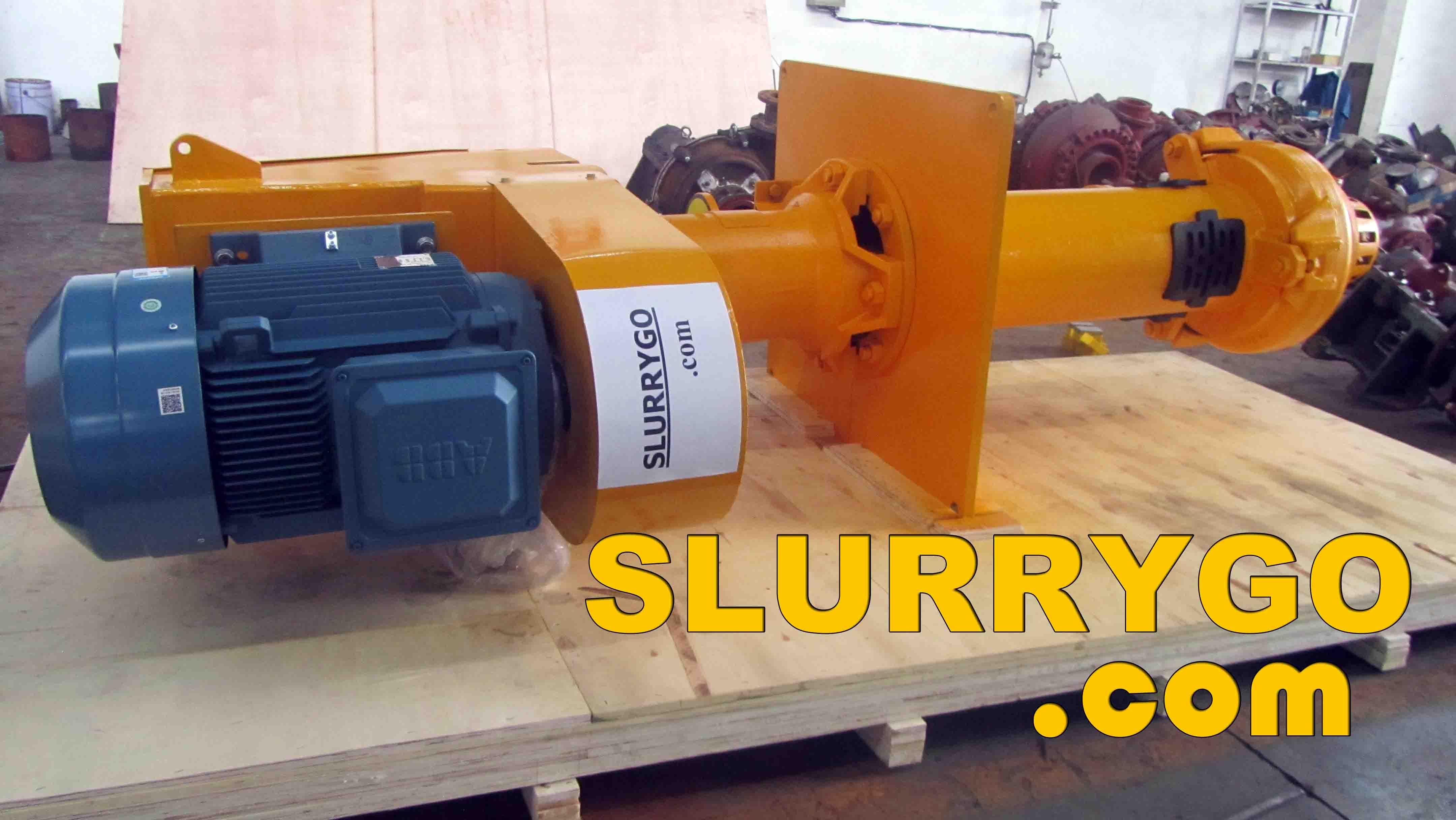 Warman Vertical Slurry Pumps Sump Pumps www slurrygo com
