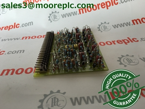 NEW GE IC3600SCBE2A COMPONENT CARD  sales3@mooreplc.com