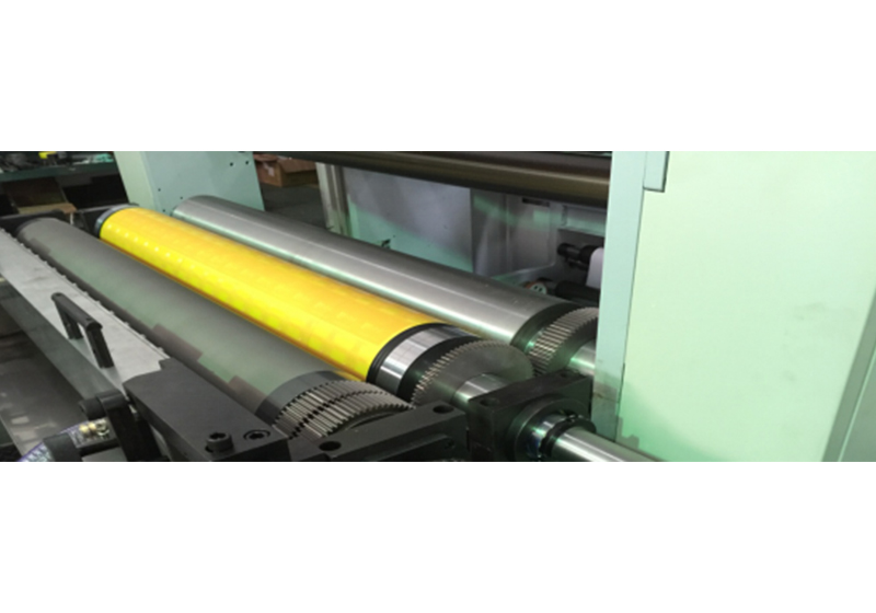 GPPE Label Stock In-line Flexographic Printing Machine
