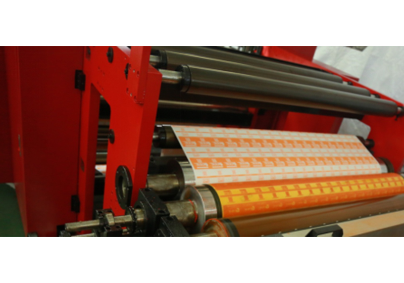 GPPE Landscape Paper In-line Flexographic Printing Machine