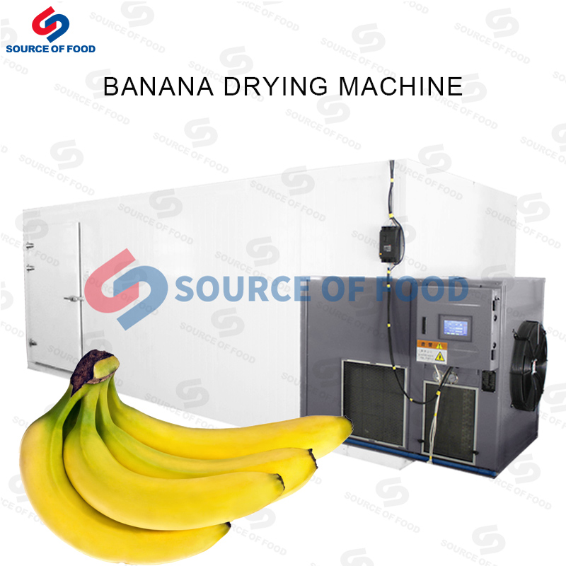 Banana Drying Machine