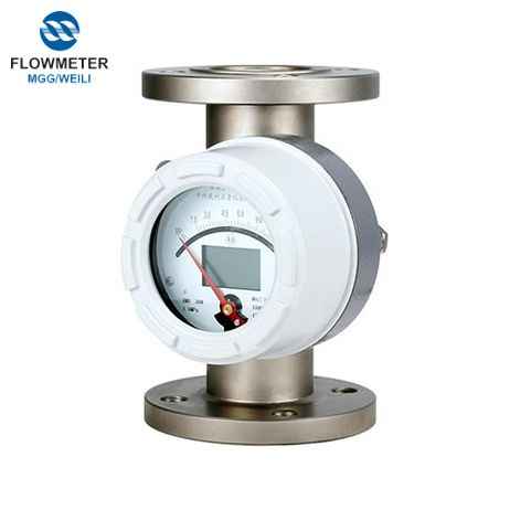 International Model Rotameter China, Variable-area Metal Tube Rotameter