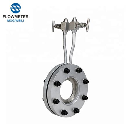 Standard Stainless Steel Orifice Plate Meter, High Precision Gas Orifice Plate Supplier